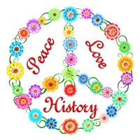 <b>PEACE LOVE HISTORY</b>