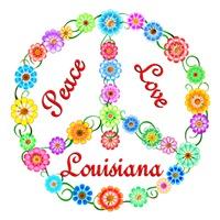 <b>PEACE LOVE LOUISIANA</b>