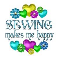 <b>SEWING HAPPINESS</b>