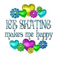 <b>ICE SKATING HAPPINESS</b>