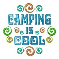 <b>CAMPING IS COOL</b>