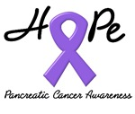 Hope Pancreatic Cancer Awareness T-Shirts & Gifts