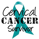 Cervical Cancer Survivor T-Shirts & Gifts