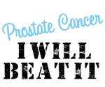Prostate Cancer I Will Beat It T-Shirts