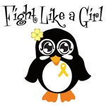 ChildhoodCancer FightLikeAGirl