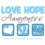 Prostate Cancer Love Hope