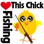 This Chick Loves Fishing