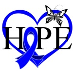 Colon Cancer Hope Heart