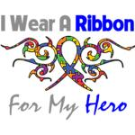 Autism Ribbon Hero