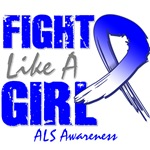 ALS Fight Like A Girl