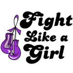 Epilepsy Fight Like A Girl