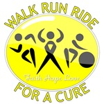 Sarcoma Cancer Walk Run Ride Shirts