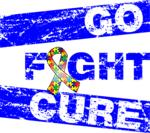 Autism Go Fight Cure Shirts