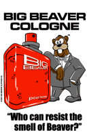 BIG BEAVER COLOGNE