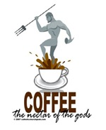 Coffee - the Nectar of the gods