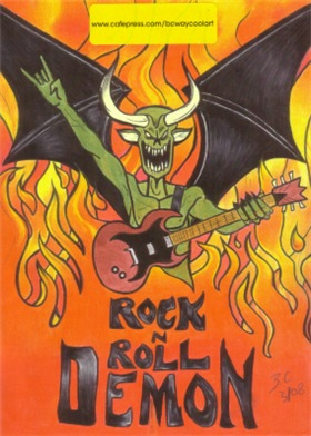 Rock-n-Roll Demon