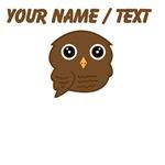 Custom Brown Owl