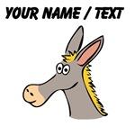 Custom Cartoon Mule