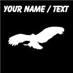 Custom Hawk Silhouette
