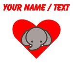 Custom Elephant Heart