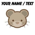 Custom Cute Rat