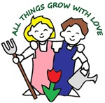 All Thing Grow with Love