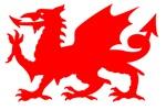 Red Gargoyle Dragon