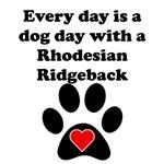 Rhodesian Ridgeback Dog Day