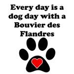 Bouvier des Flandres Dog Day