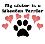 My Sister Is A Wheaten Terrier