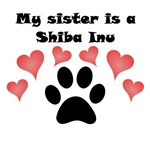 My Sister Is A Shiba Inu