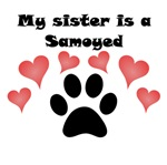 My Sister Is A Samoyed