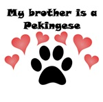 My Brother Is A Pekingese