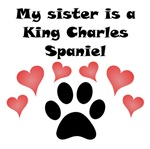 My Sister Is A King Charles Spaniel
