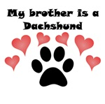 My Brother Is A Dachshund