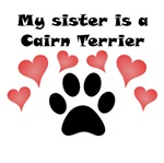 My Sister Is A Cairn Terrier