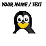 Custom Cartoon Penguin