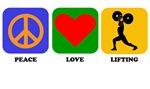 Peace Love Lifting