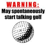 Spontaneous Golf Talk