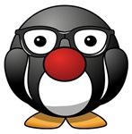 Penguin In Disguise