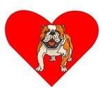 Bulldog Heart