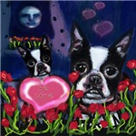 BOSTON TERRIER Valentine