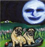 PUGS summer night design