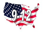 9-12 with America Large Logo