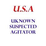 USA (unknown suspected agitator)