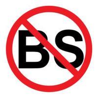 No BS !