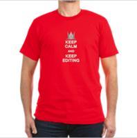 Keep Calm And Keep Editing Collection