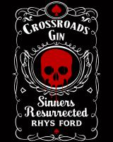 Crossroads Gin Skull