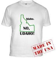 U-DA-HO t-shirts