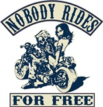 Nobody rides for free 2